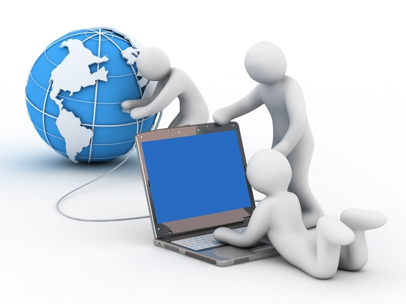 создание сайтов веб студией
